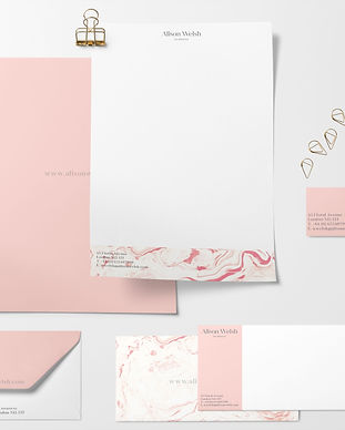 Pink Marble Business Stationery Pack.jpg