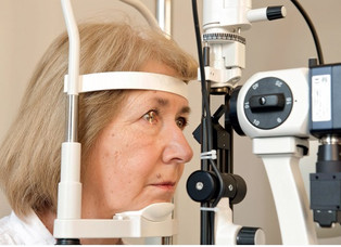 New service – Minor Eye Conditions