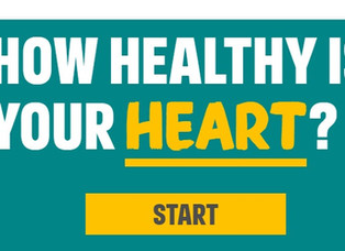 How Healthy is your Heart?