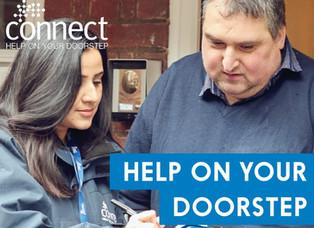 Help On Your Door Step