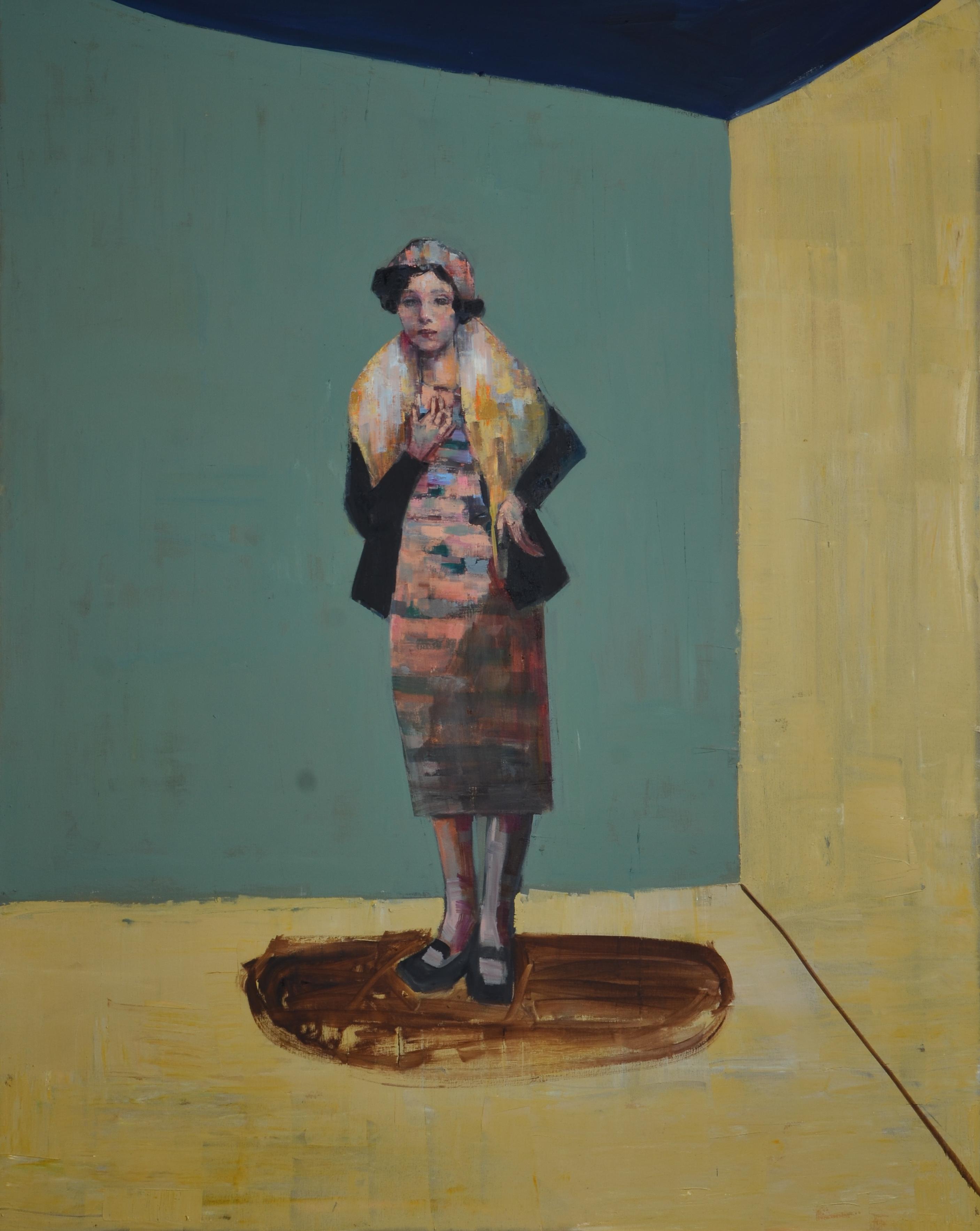 New York Modern (60x48) oil on canvas 2017