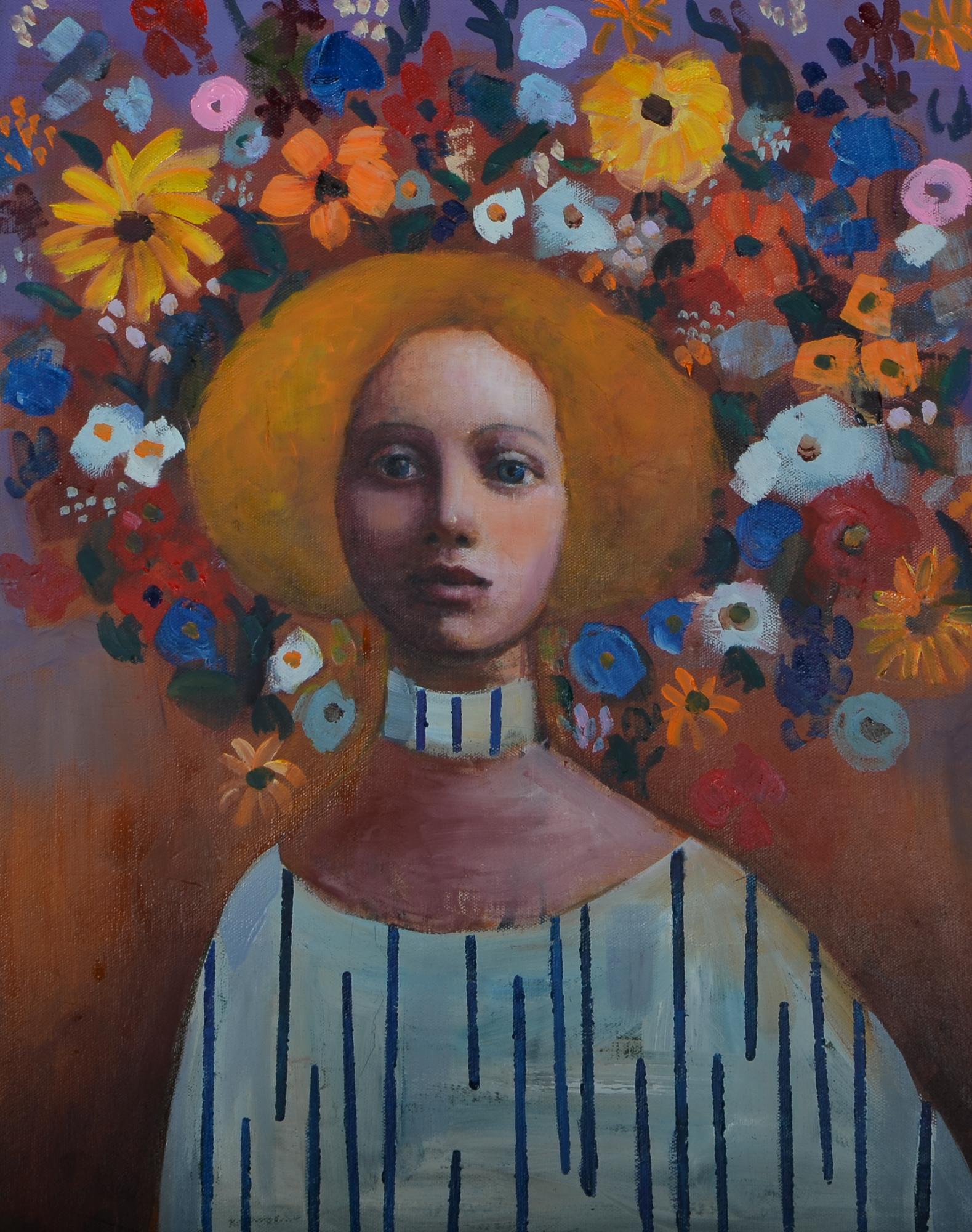 Sweet Illusion (20x16) oil on canvas 201