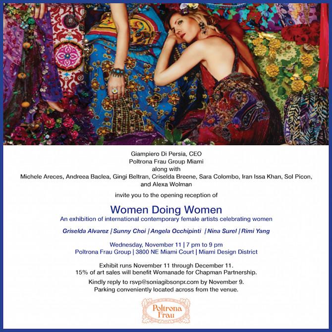 Women Doing Women
