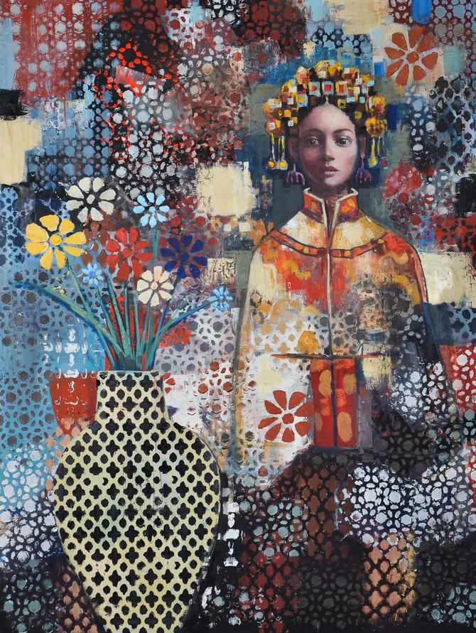 Show @ Blue Rain Gallery, Santa Fe, New Mexico