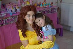 Belle party surrey