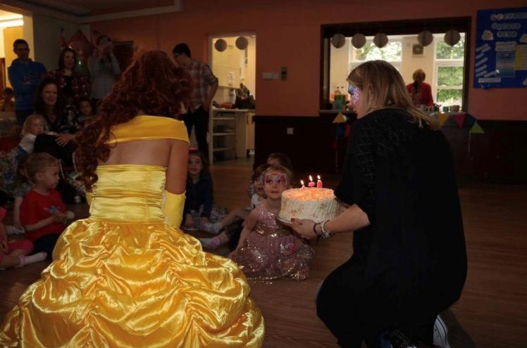 Belle parties