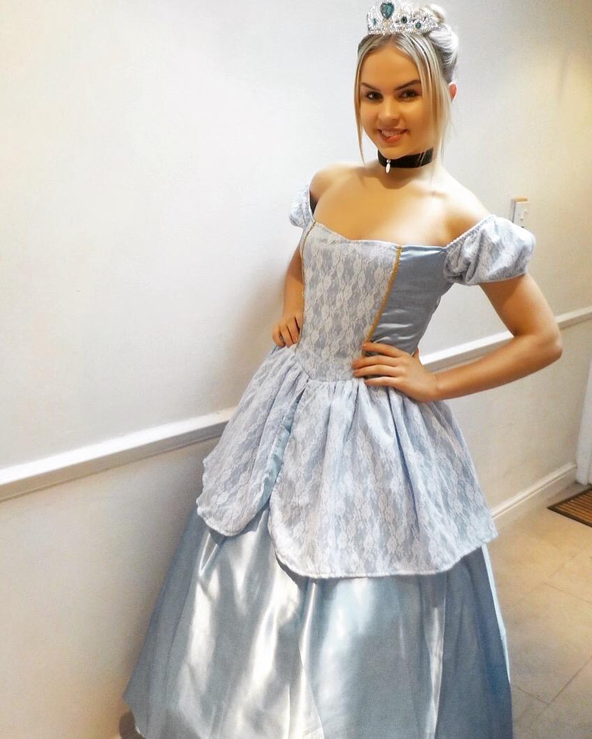 Cinderella party london