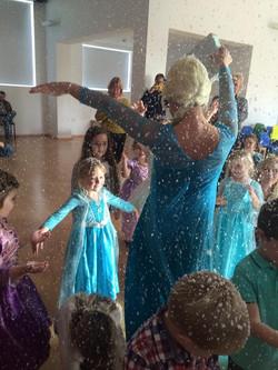 Elsa party norwich