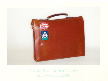 """Draw Your School Days"" , at SEOMI & TUUS Gallery"