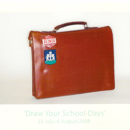 """""""Draw Your School Days"""" , at SEOMI & TUUS Gallery"""