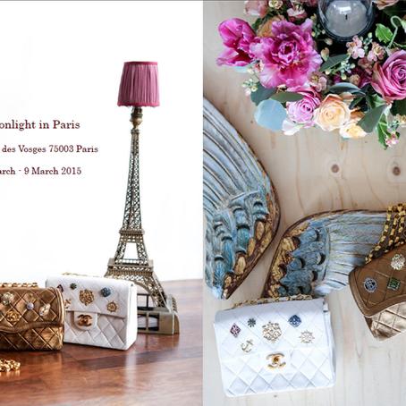 """""""Moonlight in Paris"""" at Place des Vosges Mansion"""