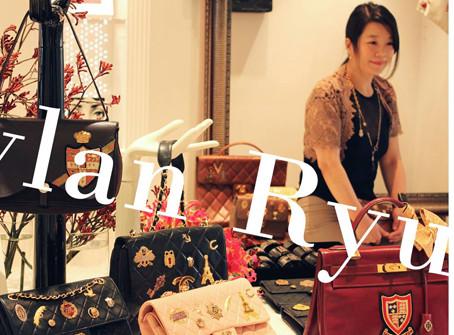 Taiwan Press Interviews with Club Designer