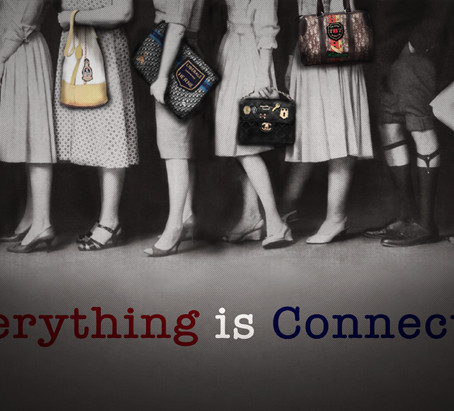 """""""Everything is connected"""" at Gallerie Marie Cini"""