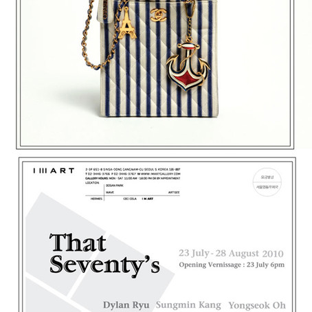That Seventy's , at IM ART