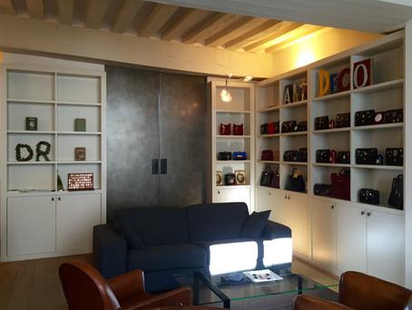"""""""Splendid but Modern"""" at Espace saintonge, Paris"""