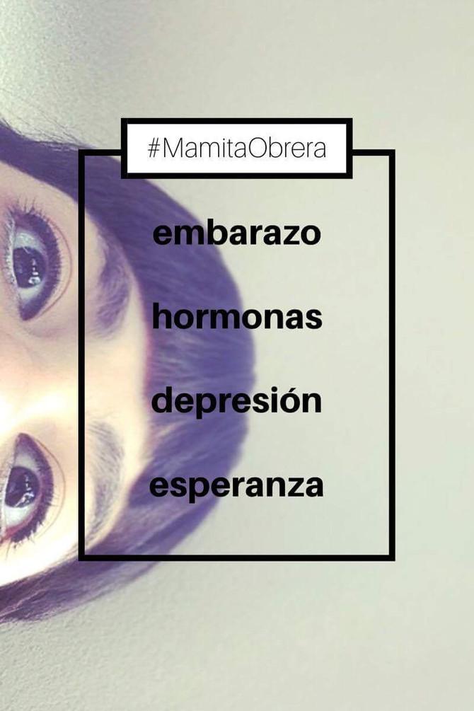 Embarazo. Hormonas. Depresión. Esperanza.
