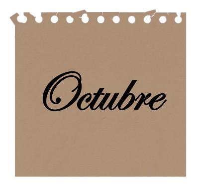 Mis favoritos de octubre