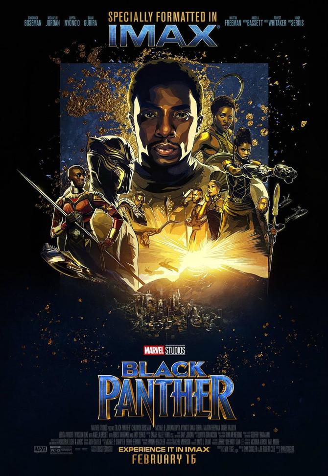 Película: Black Panther