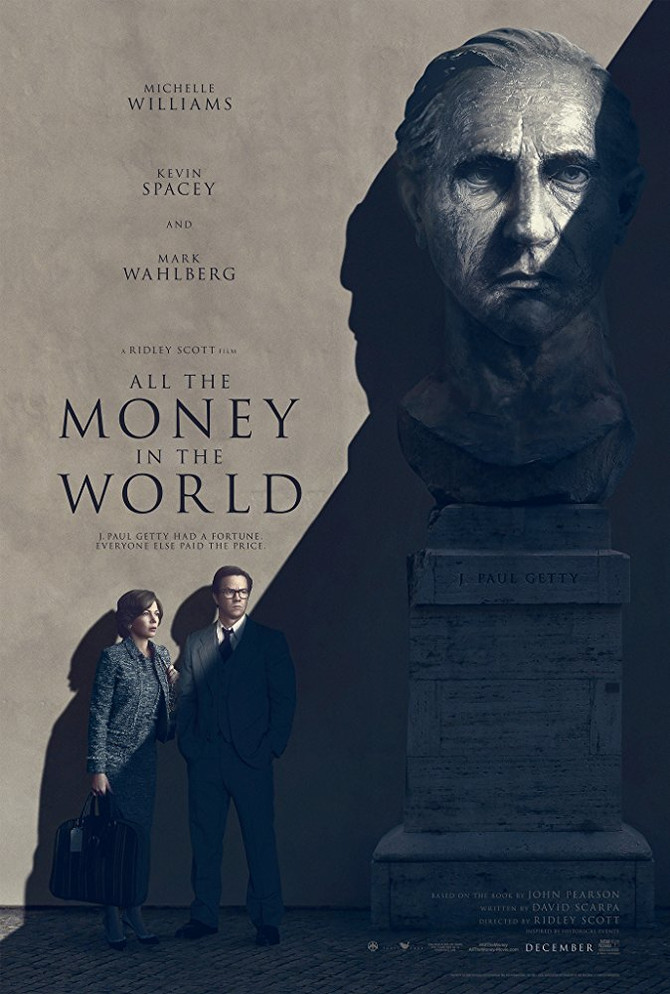 Película: All the Money in the World