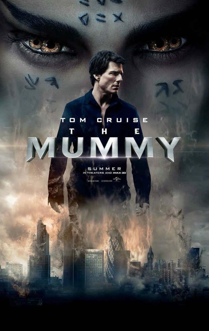 Película: The Mummy