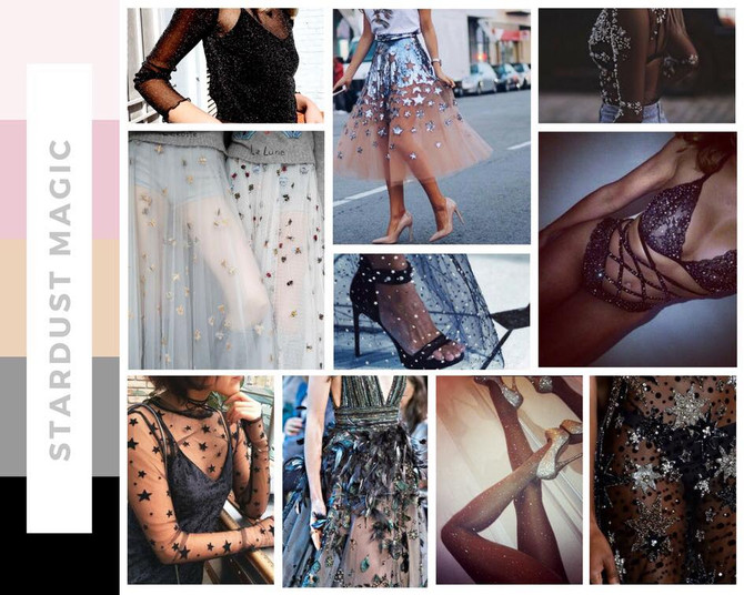 Get on Trend: Mood Boards