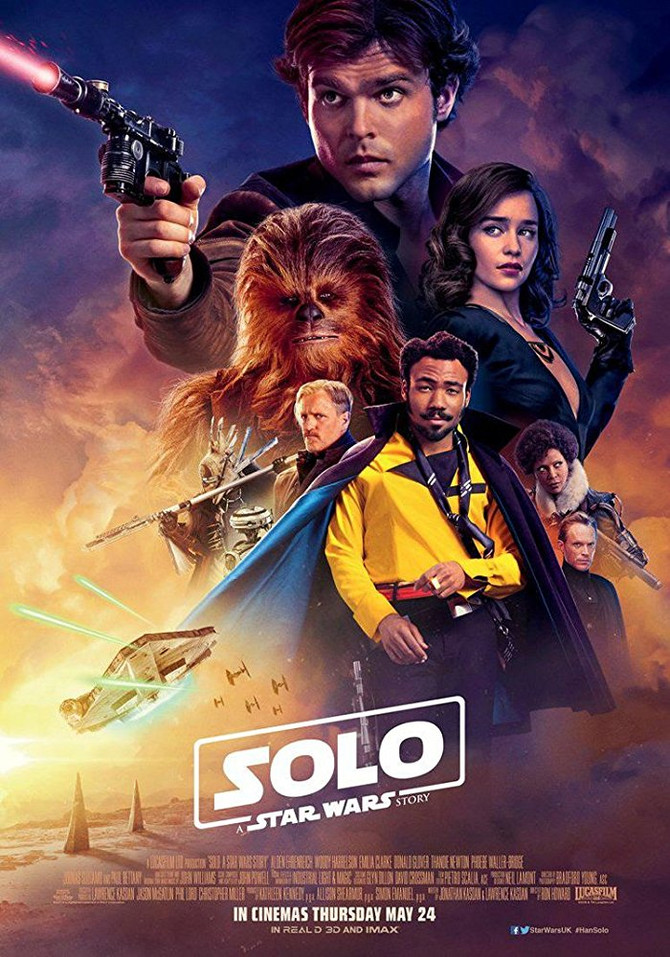 Película: Solo – A Star Wars Story