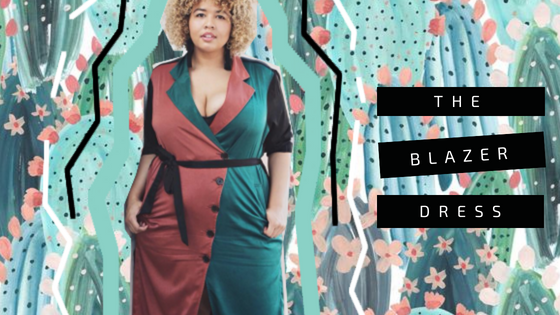 Trend Alert: Blazer Dress - El Traje del Momento
