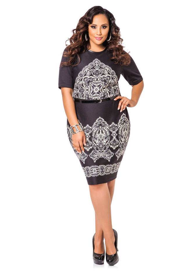 Leslie's Top 5 Plus Size Little Black Dresses To Wear For Any Occasion  (And Where to Find Them)
