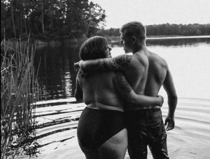 ¿Por qué los hombres no admiten que le gustan las gordas?