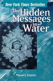 Libro: The Hidden Messages in Water Autor: Masaru Emoto