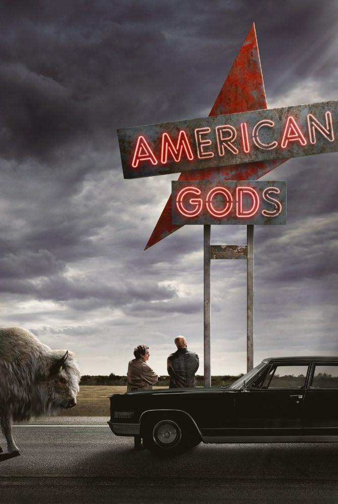 Serie: American Gods
