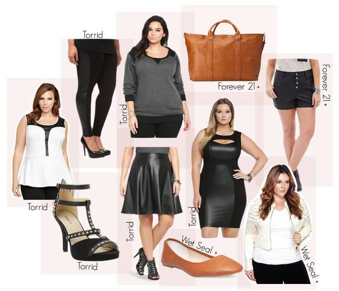 Tendencia Plus de la Semana- Faux Leather (Pleather)