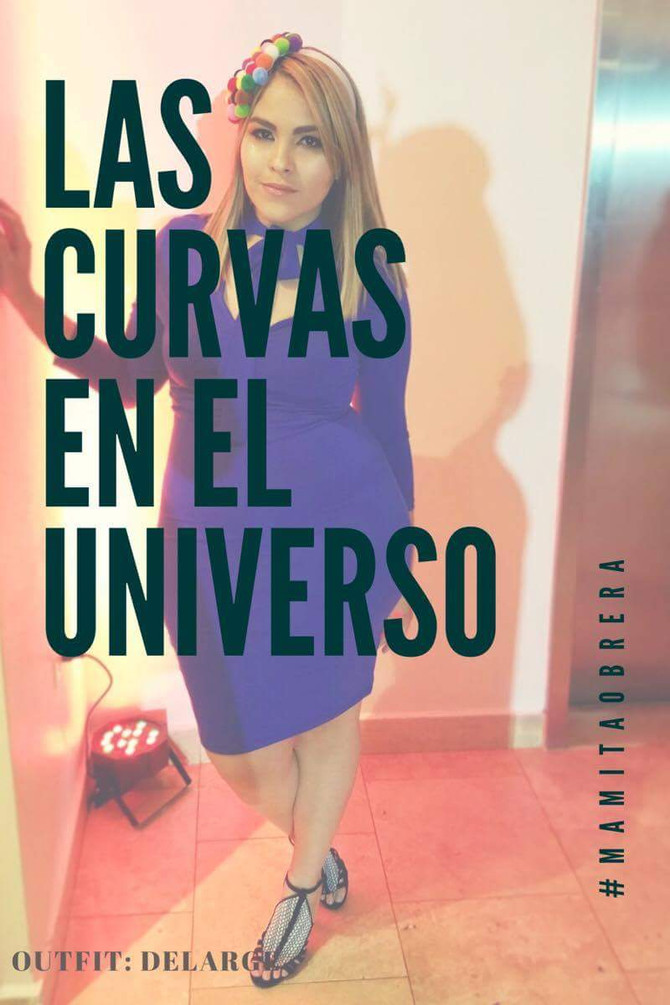 Las curvas en el Universo