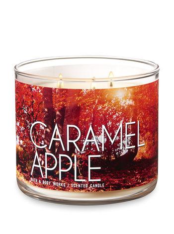 Bath & Body Works Caramel Apple Cand