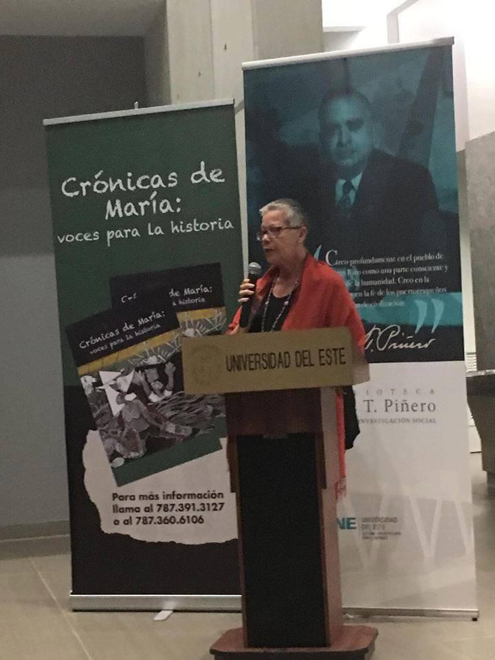La Escritora Carmen Zeta