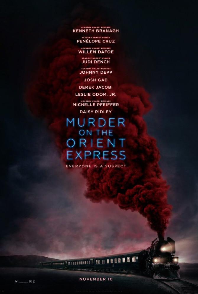 Película: Murder on the Orient Express