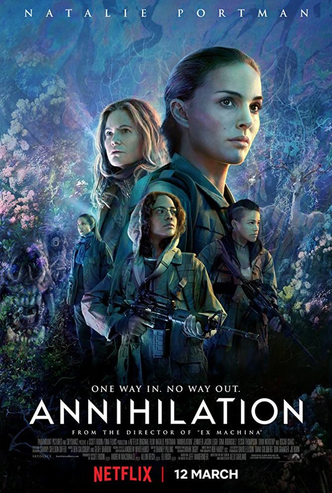 Película: Annihilation