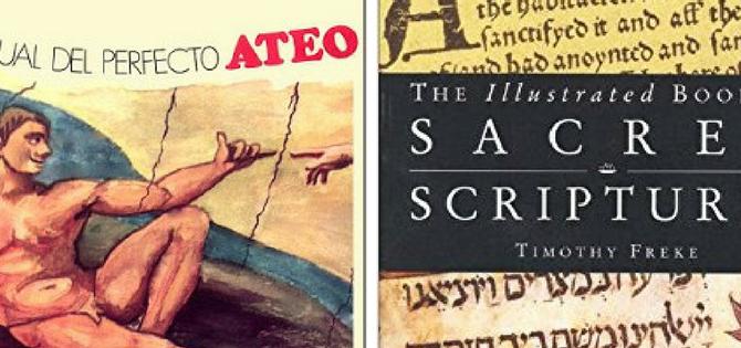 Dos Libros: Manual del Perfecto Ateo -Autor: Eduardo Humberto del Rio Garcia; y The Illustrated Book