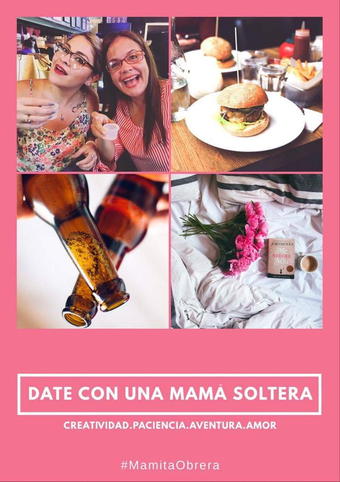 Date con una mamá soltera.