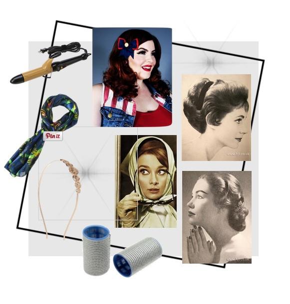 Cómo Obtener un Look del Los Años 50