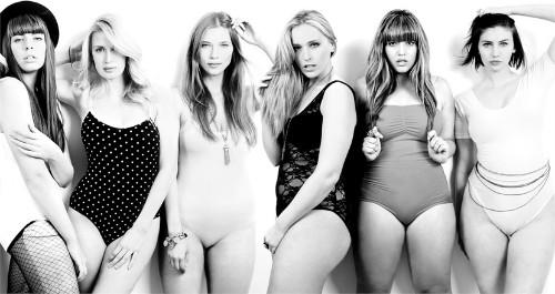 Las modelos 'plus size' ¿son realmente plus?