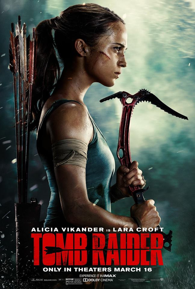 Película: Tomb Raider