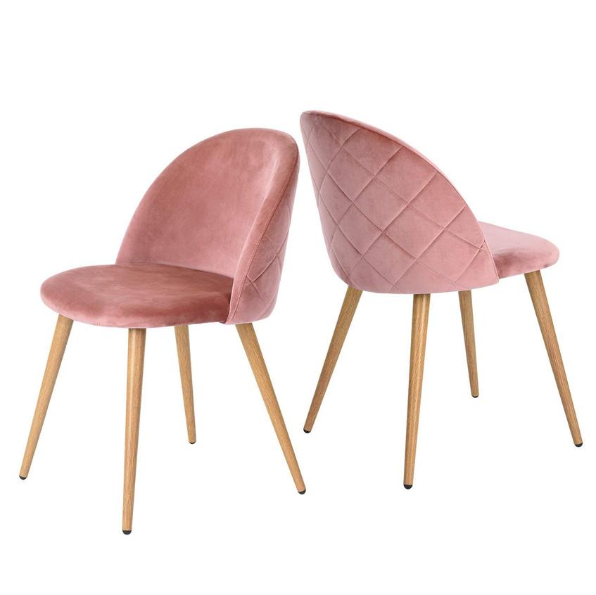 GreenForrest Velvet Accent Chairs,