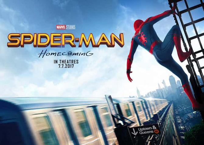 Película: Spider-Man - Homecoming