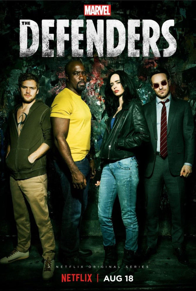 Serie: The Defenders