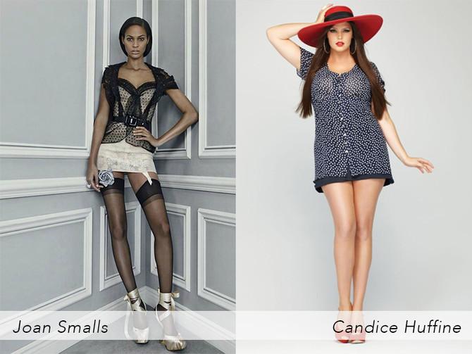 Candice Huffine será la primera modelo de tallas grandes que protagonice el sensual Calendario Pirel