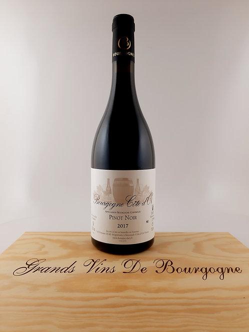 Bourgogne Rouge Côte d'Or Pinot Noir