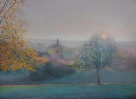 Sunlight Autumn by Thomas Lamb