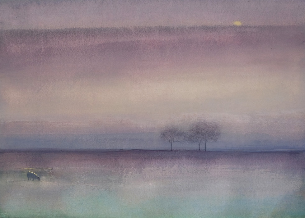Morning Light by Thomas Lamb