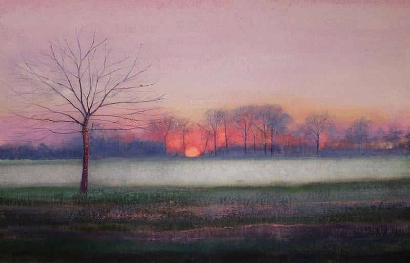 Evening Songbird by Thomas Lamb